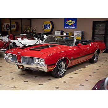 1970 Oldsmobile 442 for sale 101397200