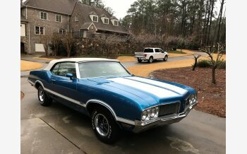 1970 Oldsmobile Cutlass for sale 100736930