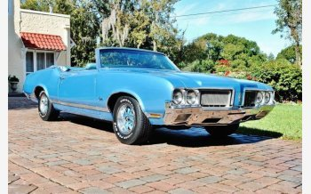 1970 Oldsmobile Cutlass for sale 101065085
