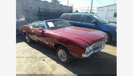 1970 Oldsmobile Cutlass for sale 101178555
