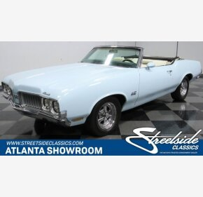 1970 Oldsmobile Cutlass for sale 101337211