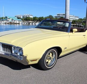 1970 Oldsmobile Cutlass for sale 101376622