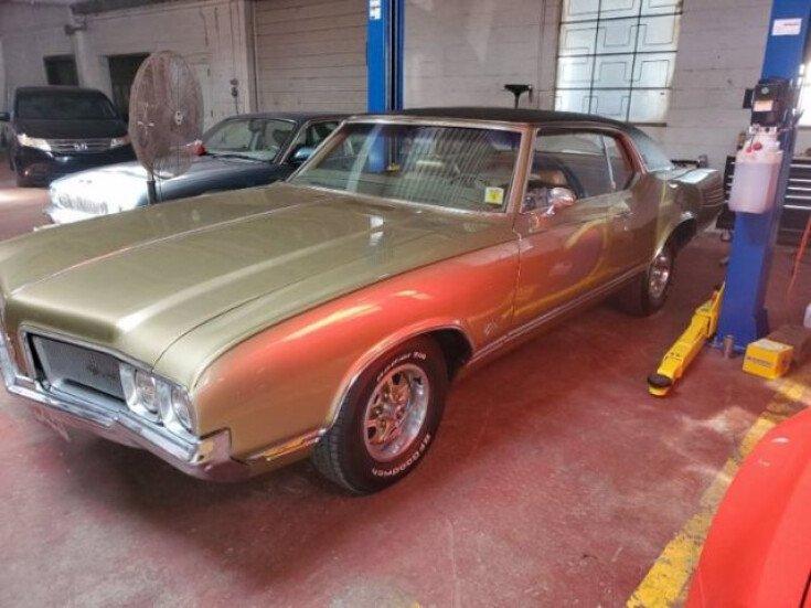 1970 Oldsmobile Cutlass for sale 101386489
