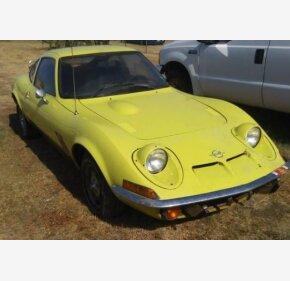 1970 Opel GT for sale 101264966