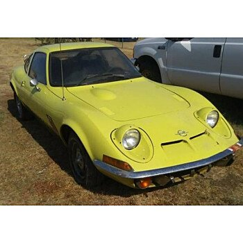 1970 Opel GT for sale 101264966