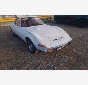 1970 Opel GT for sale 101412074