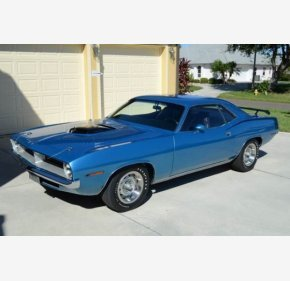 1970 Plymouth Barracuda for sale 100893751