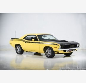 1970 Plymouth Barracuda for sale 101095920