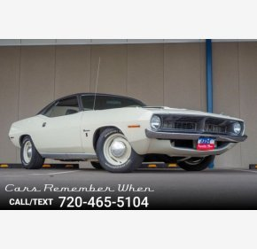 1970 Plymouth Barracuda for sale 101109184