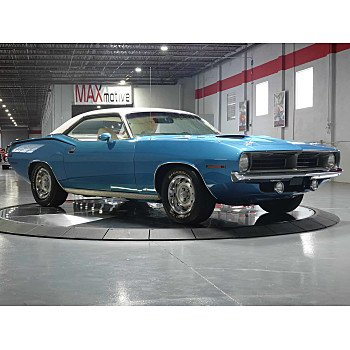 1970 Plymouth CUDA for sale 101220414