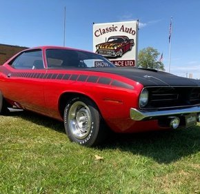 1970 Plymouth CUDA for sale 101229800