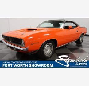 1970 Plymouth CUDA for sale 101315057