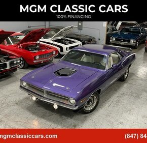 1970 Plymouth CUDA for sale 101430914