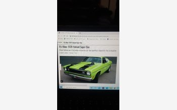1970 Plymouth Valiant Coupe for sale 101463535
