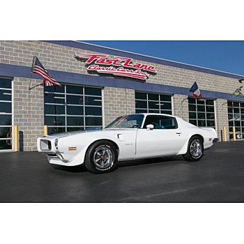 1970 Pontiac Firebird for sale 101093086