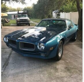 1970 Pontiac Firebird for sale 101063629