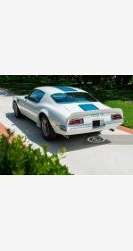 1970 Pontiac Firebird for sale 101319687