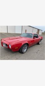 1970 Pontiac Firebird for sale 101474610