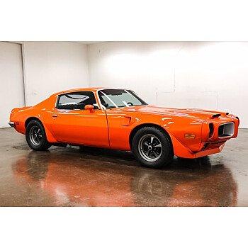 1970 Pontiac Firebird for sale 101596183