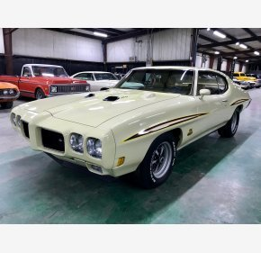 1970 Pontiac GTO for sale 101108170