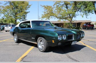 1970 Pontiac GTO for sale 101367521