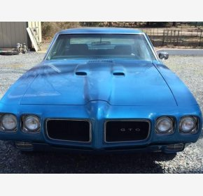 1970 Pontiac GTO for sale 101064165