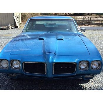 1970 Pontiac GTO for sale 101064165