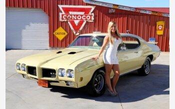 1970 Pontiac GTO for sale 101074532
