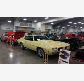1970 Pontiac GTO for sale 101097625