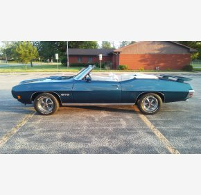 1970 Pontiac GTO for sale 101148246
