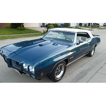 1970 Pontiac GTO for sale 101187819
