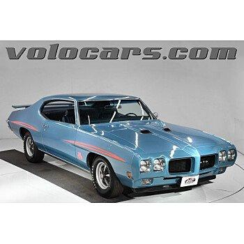 1970 Pontiac GTO for sale 101241390