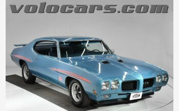 1970 Pontiac GTO for sale 101241390
