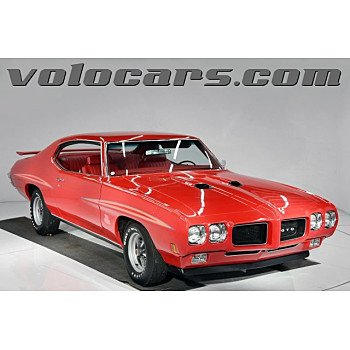 1970 Pontiac GTO for sale 101246861