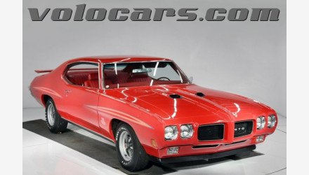 1970 Pontiac GTO for sale 101246861