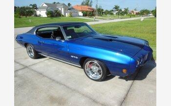 1970 Pontiac GTO for sale 101258645