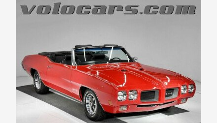 1970 Pontiac GTO for sale 101263933