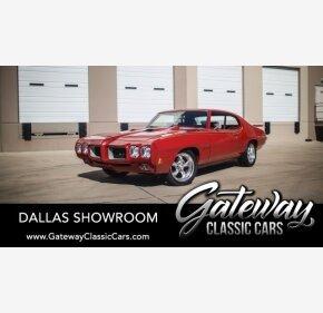 1970 Pontiac GTO for sale 101271791