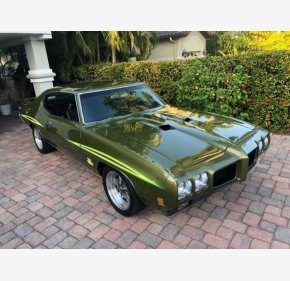 1970 Pontiac GTO for sale 101304494