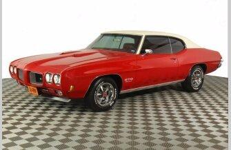 1970 Pontiac GTO for sale 101349810
