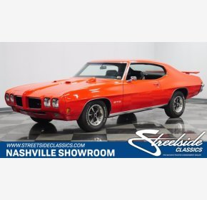 1970 Pontiac GTO for sale 101358104