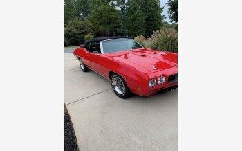 1970 Pontiac GTO for sale 101384803