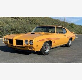 1970 Pontiac GTO for sale 101404016
