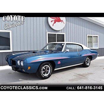 1970 Pontiac GTO for sale 101455543