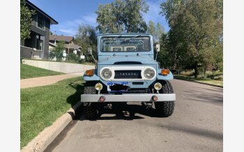 1970 Toyota Land Cruiser for sale 101217895