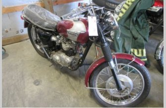 1970 Triumph Bonneville 650 for sale 201088903