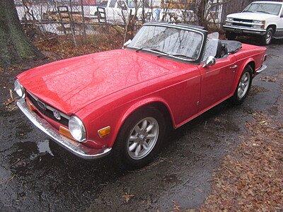 1970 Triumph TR6 for sale 101250414