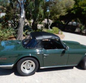 1970 Triumph TR6 for sale 101450180