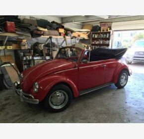 1970 Volkswagen Beetle Convertible for sale 100825583