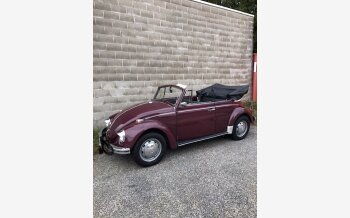 1970 Volkswagen Beetle Convertible for sale 101624195